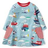Girl's Mini Boden Print Tunic