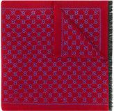 Gucci GG jacquard stole - women - Silk/Polyamide/Wool/Metallic Fibre - One Size