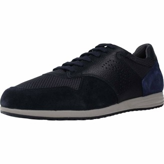 Geox Men's U Arsien A Low-Top Sneakers