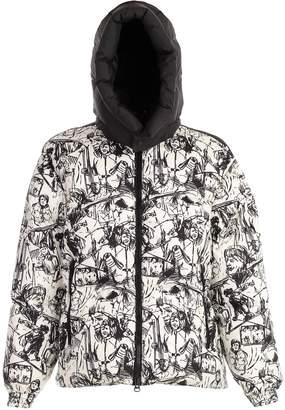Woolrich Jacket Printed Sierra Supreme