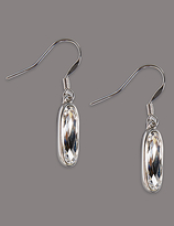 Autograph Clean Drop Earrings MADE WITH SWAROVSKI® ELEMENTS