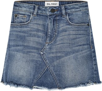 DL1961 Denim Miniskirt