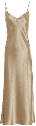 Polo Ralph Lauren Satin slip dress