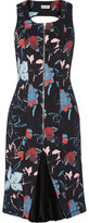Suno Printed Scuba Dress