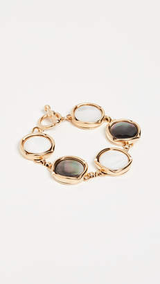 Eliza J Brinker & Bright Side Bubble Bracelet