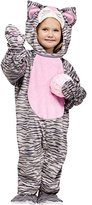 Fun World Costumes Little Striped Kitten Costume - Baby Cat Costume