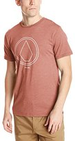 Volcom Men's Pin Line Stone T-Shirt