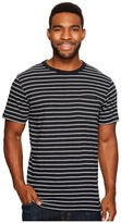 Vans Lined Up Short Sleeve Crew Top Men's Short Sleeve Knit