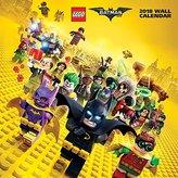 Lego Batman 2018 Square Calendar 30 x 30cm