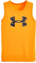 Under Armour Boys' Micro Camo Big Logo Tank - Sizes 2-7