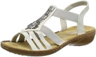 Rieker 60800-80 Women's Sandals