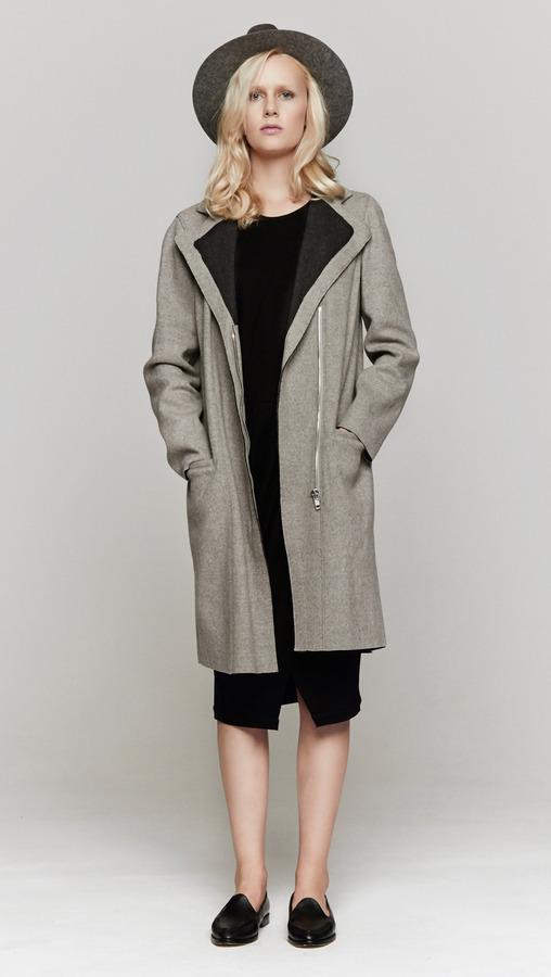 Helmut Lang Oversize Coat