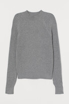 H&M Ribbed turtleneck jumper