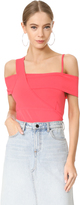 Jason Wu Asymmetrical Shoulder Top