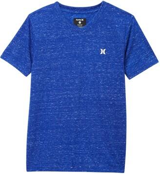 Hurley Cloud Slub Staple T-Shirt