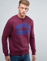 Russell Athletic Logo Sweater