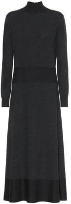 Agnona Wool midi dress