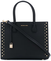 MICHAEL Michael Kors Mercer large studded tote bag
