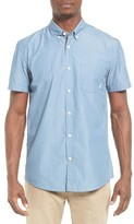 Quiksilver Men's Everyday Wilsden Woven Shirt