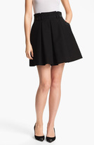 Nordstrom Miss Wu Pleated Skirt Exclusive)