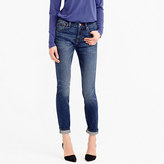 J.Crew Toothpick selvedge jean in McHenry wash