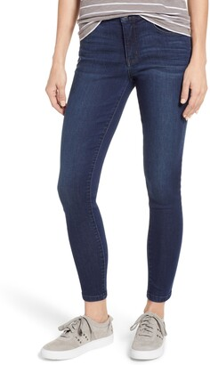 Wit & Wisdom Ab-Solution High Rise Ankle Skinny Jeans
