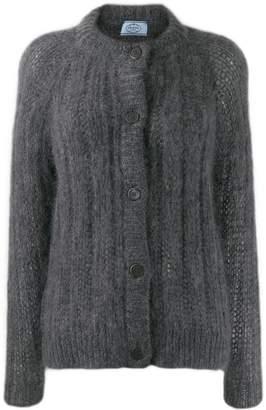Prada button-up cardigan