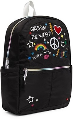 State Bags Kane Nylon Girl Power Backpack