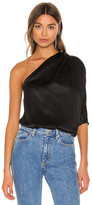 Generation Love Leah Drape Blouse