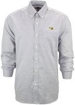 Cutter & Buck Men's Baltimore Ravens Tattersall Dress Shirt