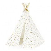 Nobodinoz Mini Cotton Teepee - Starred