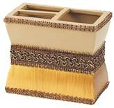 Avanti Braided Medallion Toothbrush Holder - Rattan