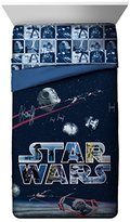 Star Wars Classic Space Battle Twin/Full Reversible Comforter