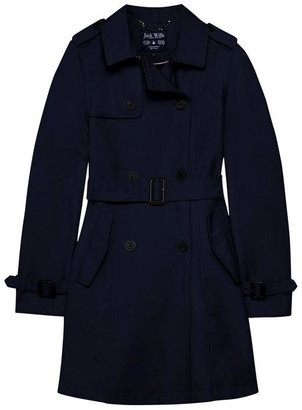 Jack Wills Mitford Classic Trench