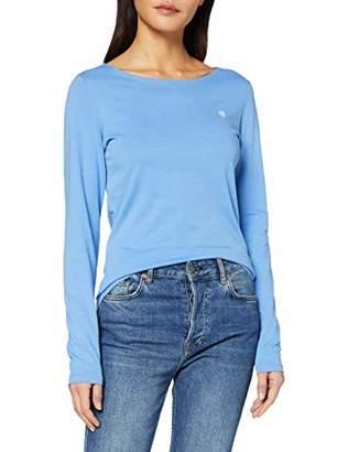 Marc O'Polo Women's 001218352487 Longsleeve T-Shirt,Large