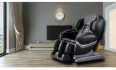 Westinghouse Reclining Massage Chair Fabric: Black Faux Leather
