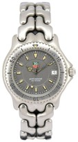 Tag Heuer S/el WG1113-O Stainless Steel with Gray Dial 38mm Mens Watch
