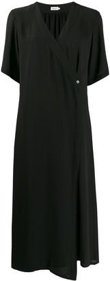 Filippa K Amalia tie-waist long dress
