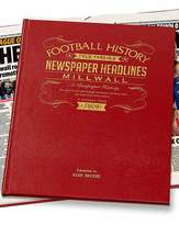 Fashion World Red Leather History Of Football Club