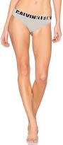 Calvin Klein Underwear Seamless Logo Bikini in Gray