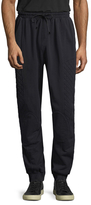 Pierre Balmain Quilted Solid Sweatpants