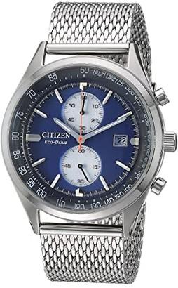 Citizen CA7020-58L Chandler (Silver Tone) Watches