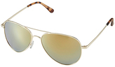 Uniqlo Men Metal Frame Sunglasses (mirrored)
