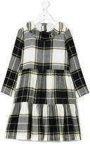 Il Gufo checked dress