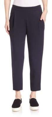 Vince Pleated Wool Blend Pants