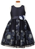 Sorbet Girl's Glitter Embellished Party Dress