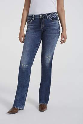 Silver Jeans Silver Avery Slim Bootcut Jean