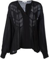 IRO Yamy blouse - women - Rayon - 36