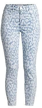 Current/Elliott Women's High-Waist Stiletto Skinny Jeans