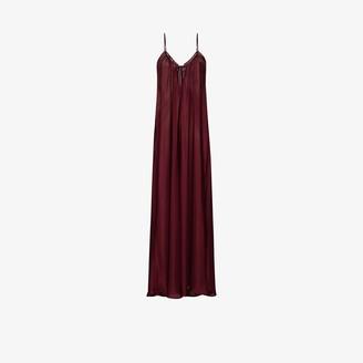 POUR LES FEMMES Paris maxi dress